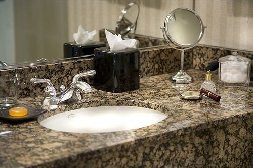 bathroom sink counter countertop material dining table porcelain
