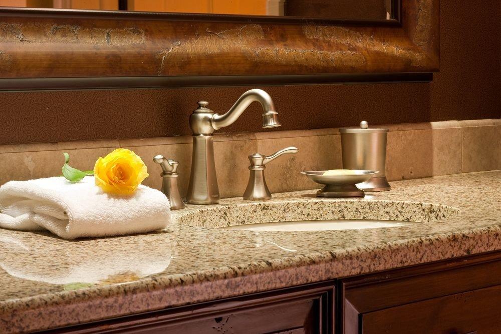 countertop counter bathroom hardwood sink material flooring granite