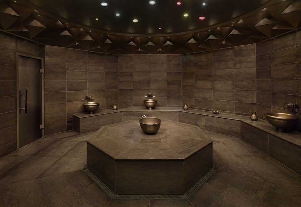 crypt tourist attraction bathroom
