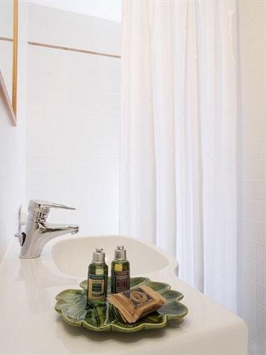 bathroom product sink curtain dining table