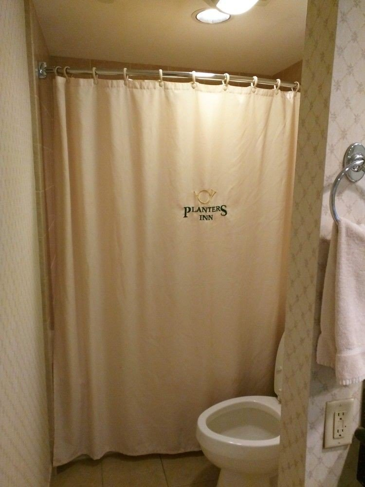 bathroom toilet white plumbing fixture curtain public toilet