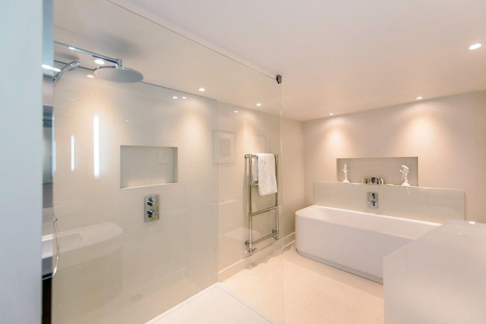 bathroom property white home sink toilet product design plumbing fixture daylighting interior designer flooring tile