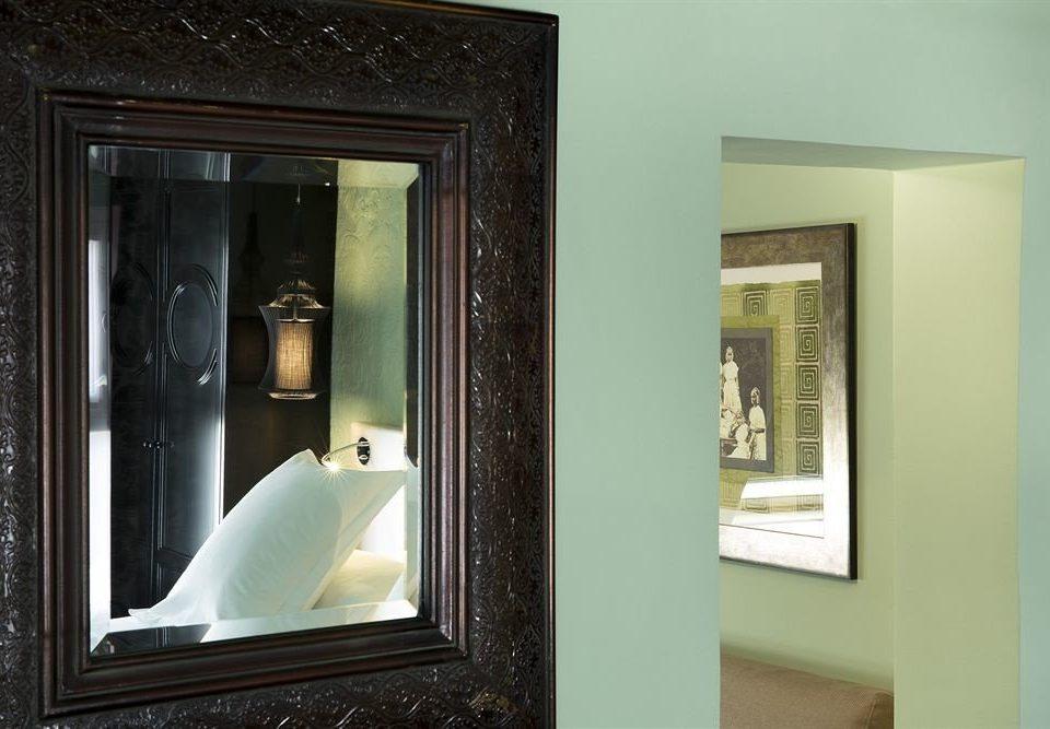 mirror bathroom house home lighting living room gallery picture frame door