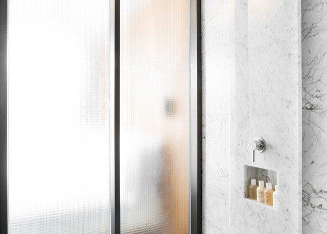 bathroom shower door lighting stall