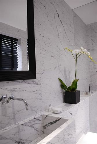 white house lighting plant tile flooring plumbing fixture glass bathroom