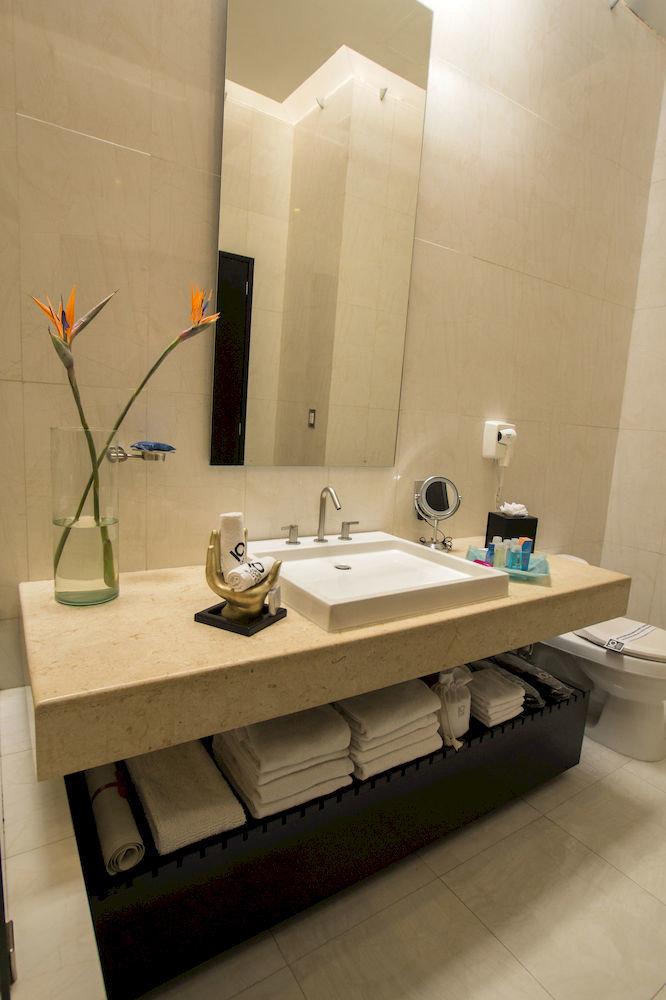 bathroom sink house flooring home tile plumbing fixture toilet