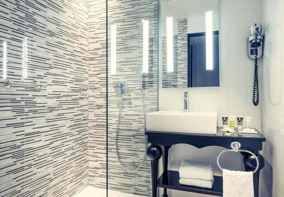 bathroom property flooring white tile plumbing fixture home