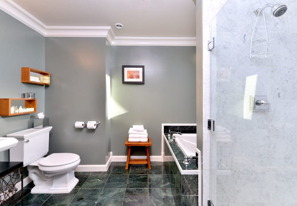 bathroom property toilet home flooring
