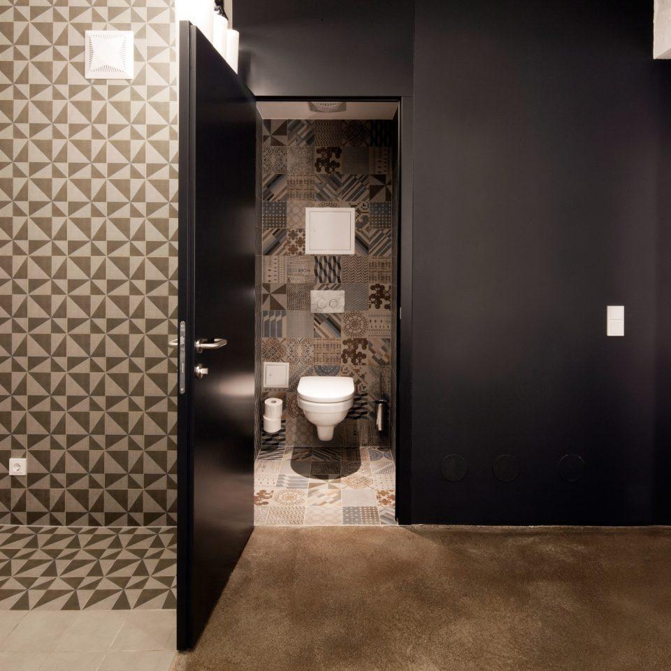 bathroom house flooring lighting tile plumbing fixture tiled