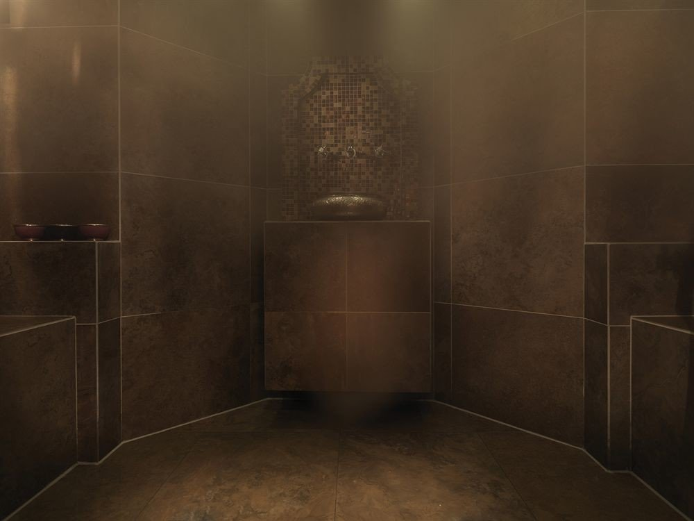 bathroom house plumbing fixture white flooring shower stall tiled tile