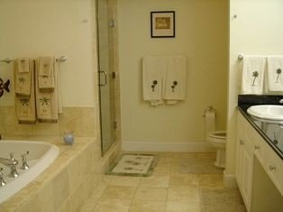 bathroom sink property plumbing fixture flooring