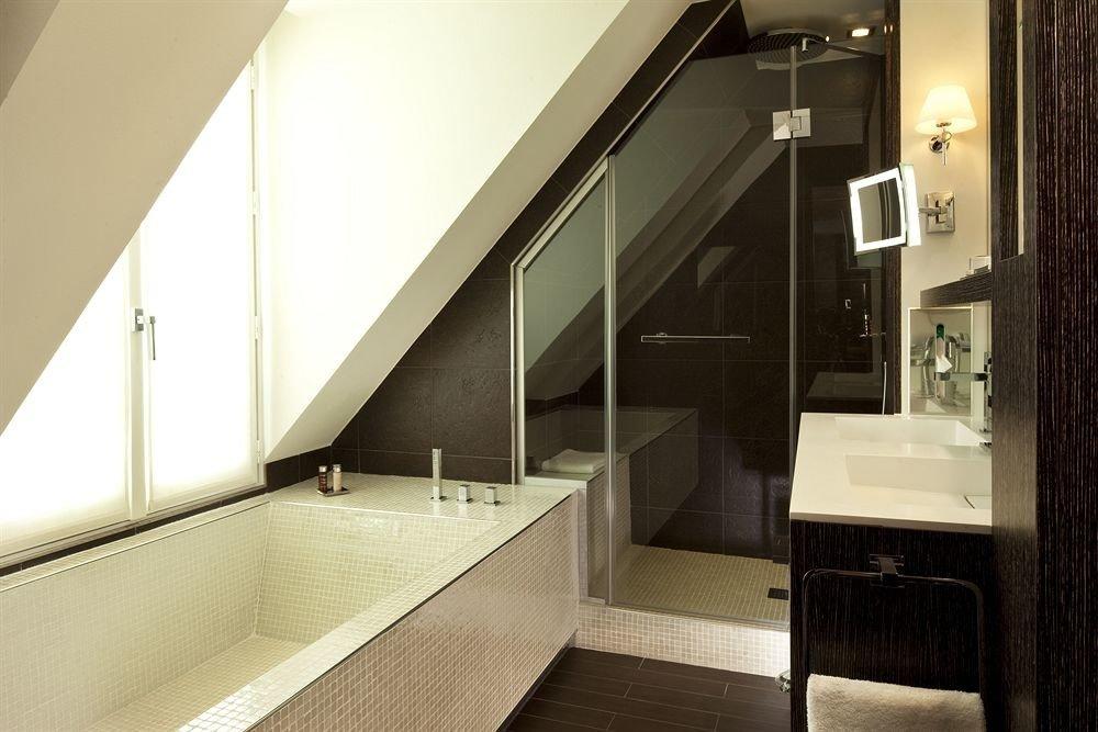 bathroom mirror property house sink home
