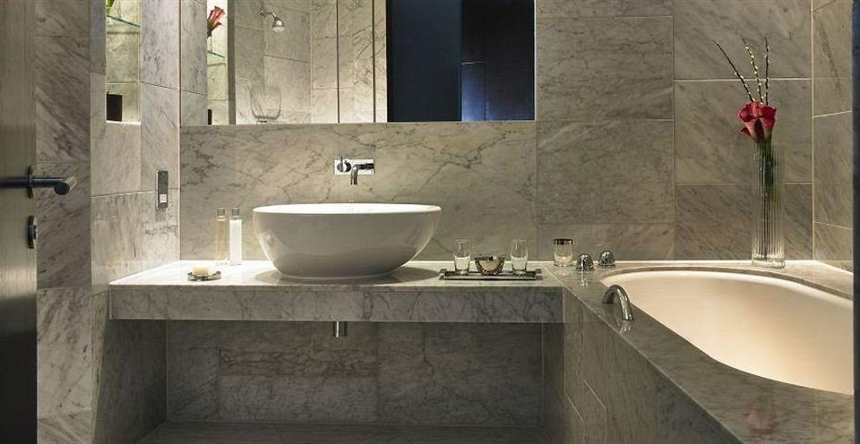 bathroom property sink house plumbing fixture home toilet stone water basin