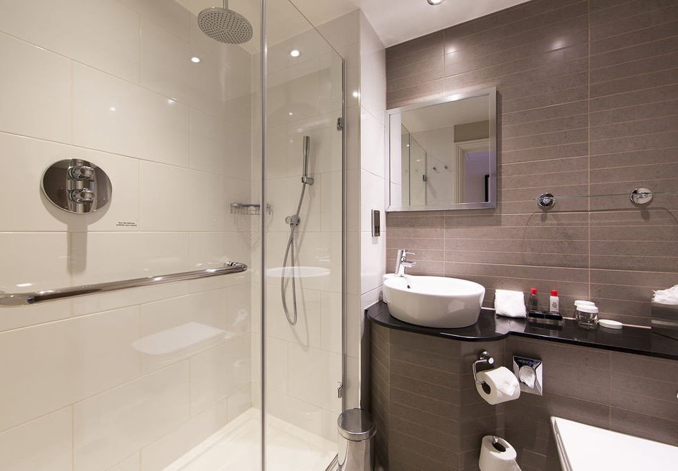 bathroom property sink scene toilet home plumbing fixture