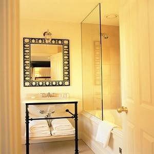 property bathroom lighting plumbing fixture