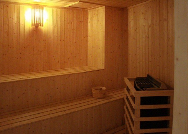 man made object bathroom sauna
