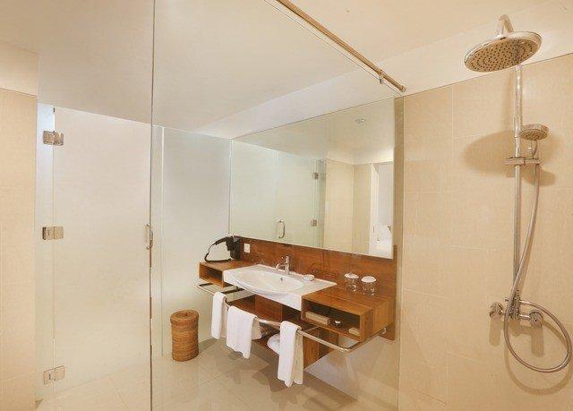 bathroom property plumbing fixture