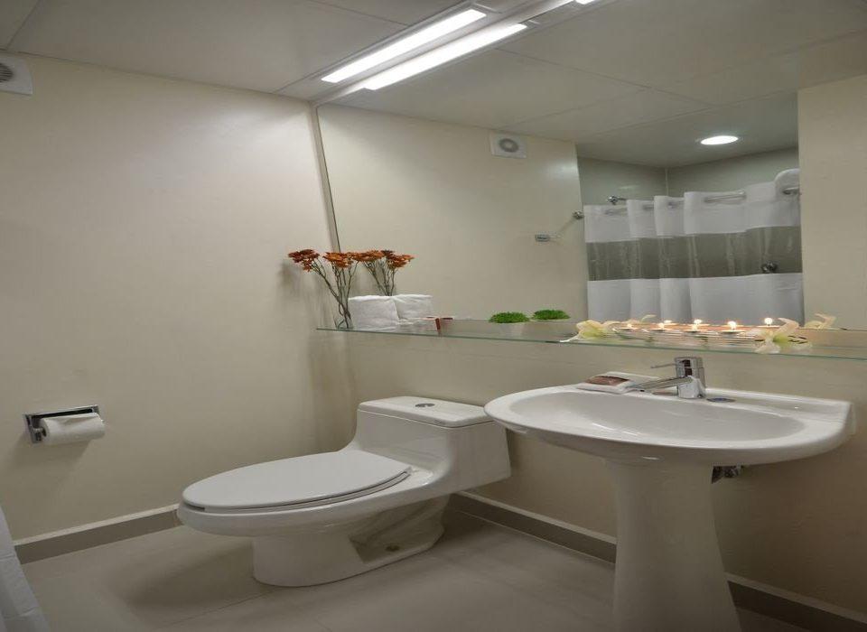 bathroom property sink toilet plumbing fixture
