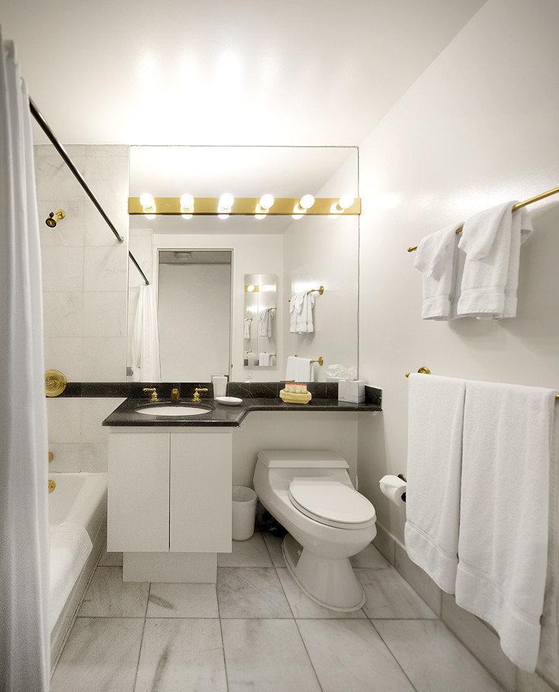 bathroom property toilet