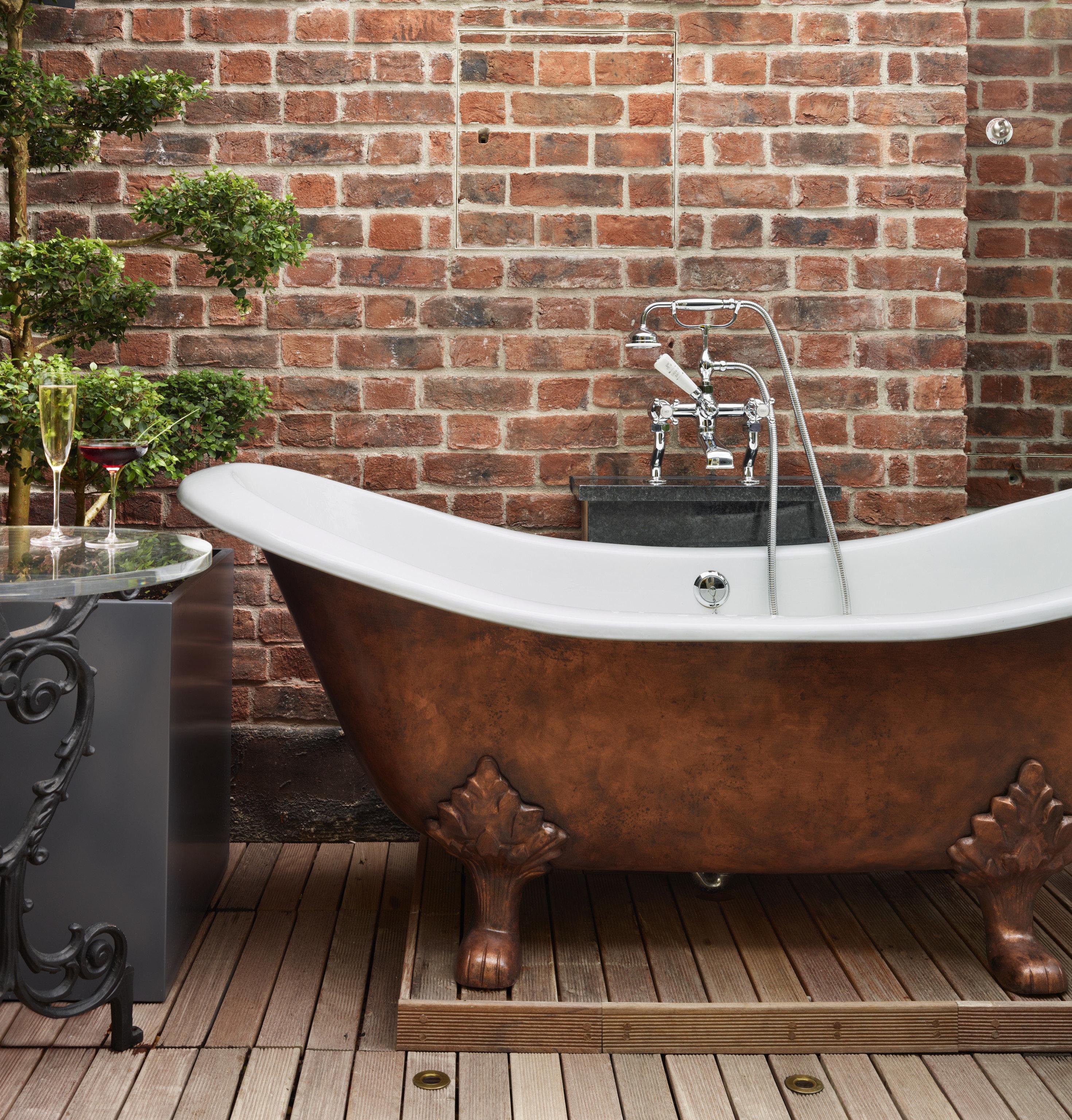 bathtub man made object plumbing fixture sink swimming pool bidet flooring tile
