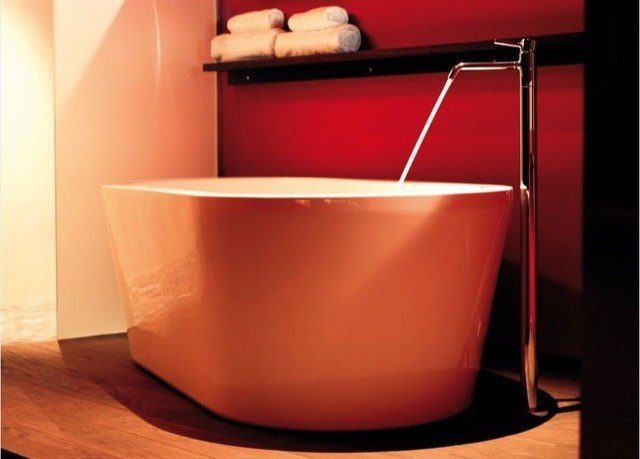 man made object bathtub plumbing fixture lighting sink
