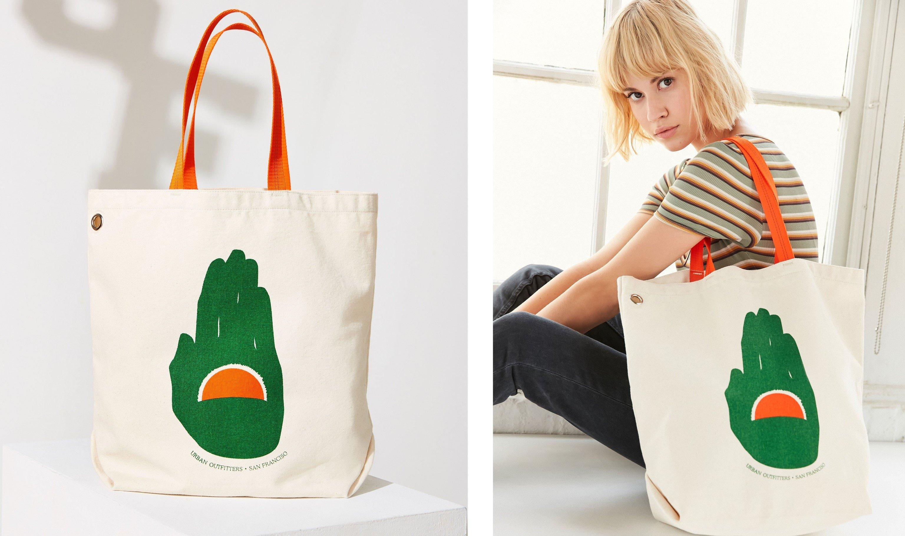 Style + Design handbag bag person green product tote bag fashion accessory brand orange