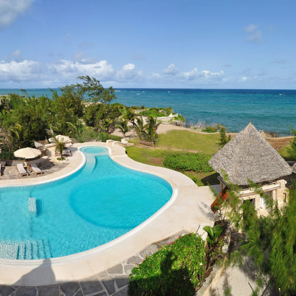Beach Beachfront Boutique Honeymoon Pool Romance sky leisure caribbean Resort swimming pool Sea Nature Ocean Coast cape Lagoon Villa Island mansion Village stone Garden shore