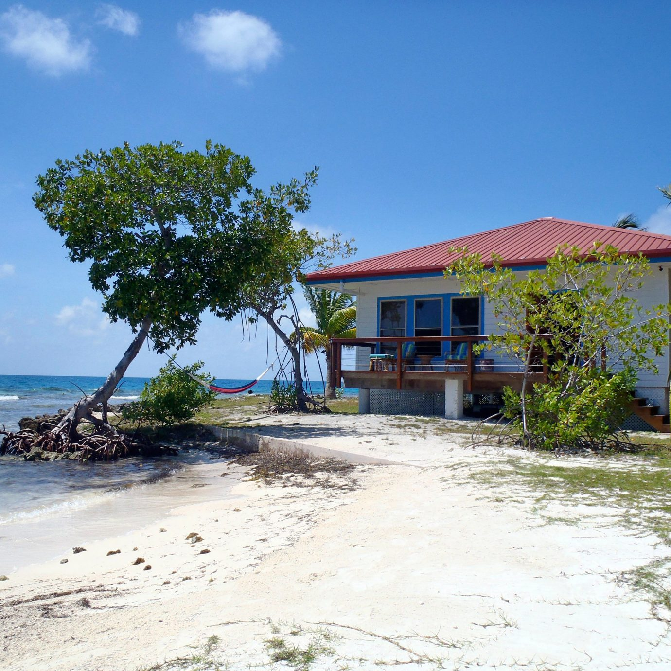 Beach Beachfront Budget Exterior Family Island Tropical sky property Resort Nature caribbean Sea shore sandy