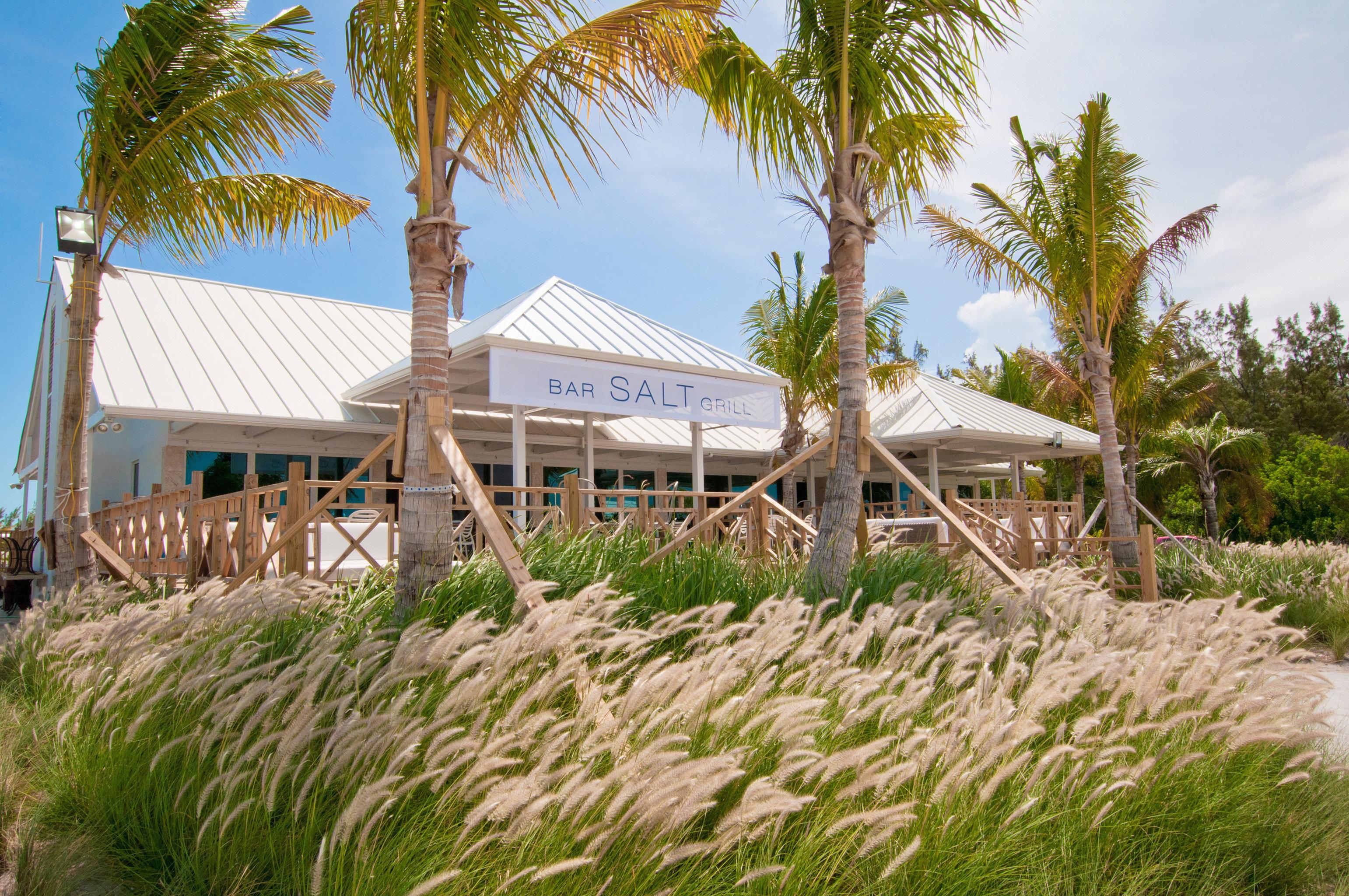Beachfront Buildings Grounds Resort sky tree grass property arecales Beach Villa plant palm