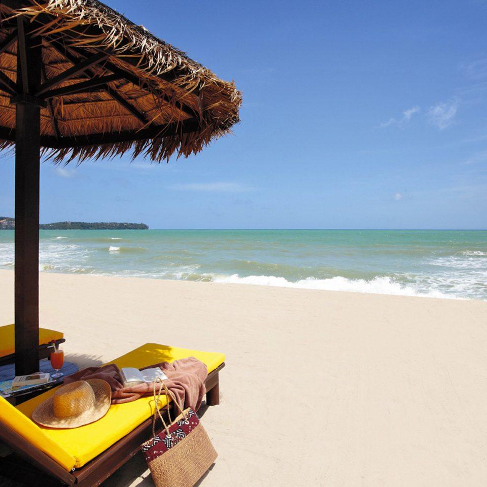 Beach Beachfront Family Ocean Resort sky water umbrella leisure shore chair Sea caribbean Coast Nature cape sand travel Island sandy