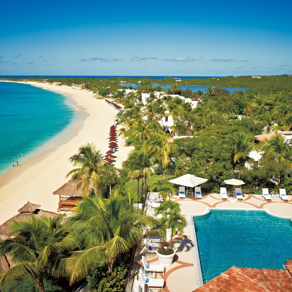 Beach Beachfront Family Grounds Luxury Play Resort Scenic views water Nature leisure caribbean Sea Ocean Coast swimming pool Lagoon tropics cape Island arecales overlooking shore