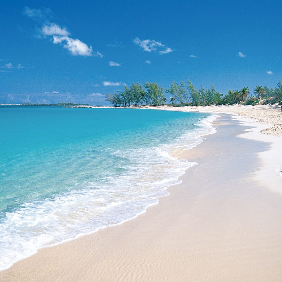 Beach Beachfront Family Grounds Hotels Play Scenic views Trip Ideas sky water Nature shore Sea Ocean horizon sand Coast wave wind wave caribbean cape sunlight Lagoon tropics sandy day