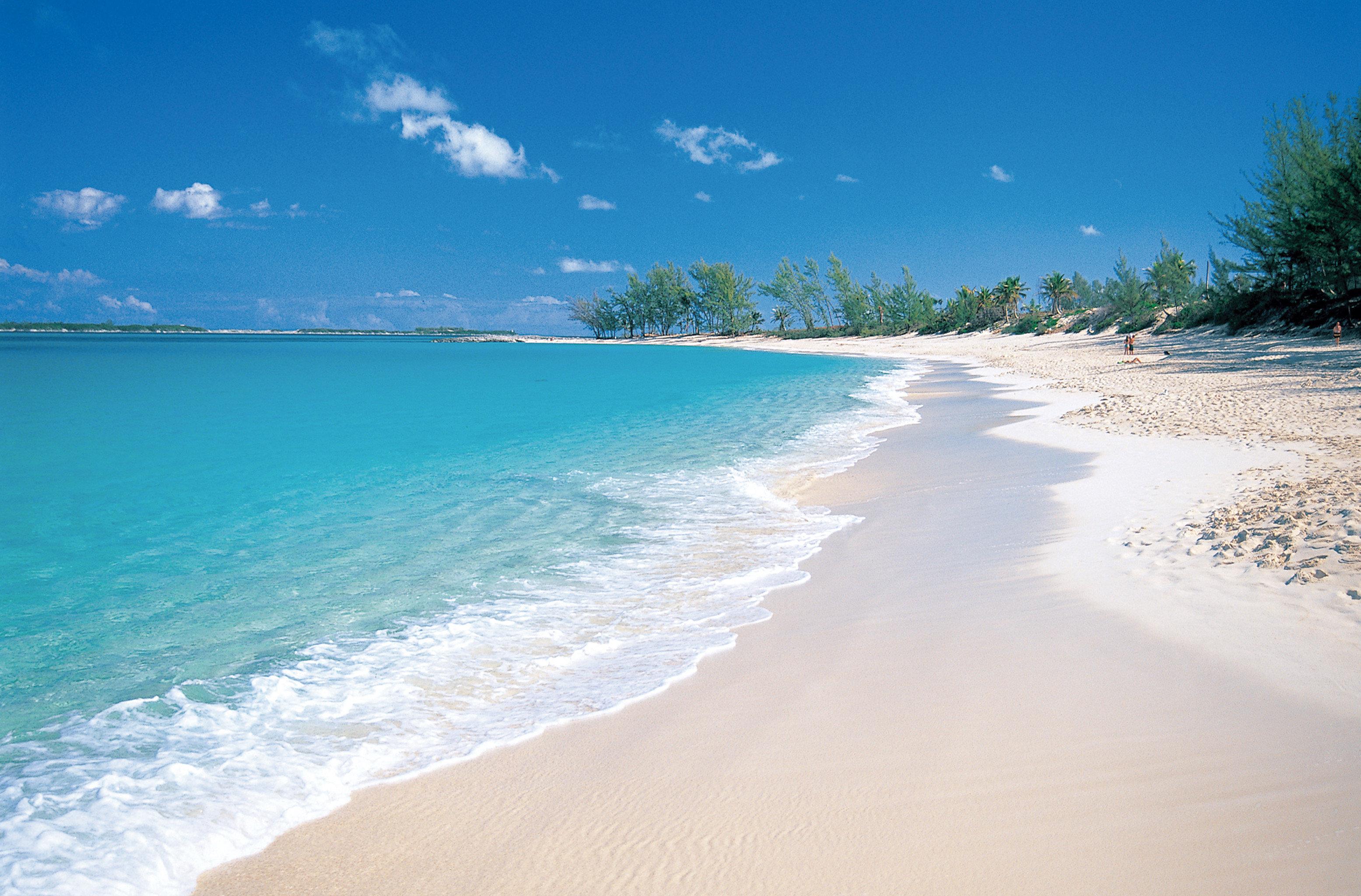 Beach Beachfront Family Grounds Hotels Play Scenic views Trip Ideas sky water Nature shore Sea Ocean horizon sand Coast wave wind wave caribbean cape sunlight Lagoon tropics sandy day