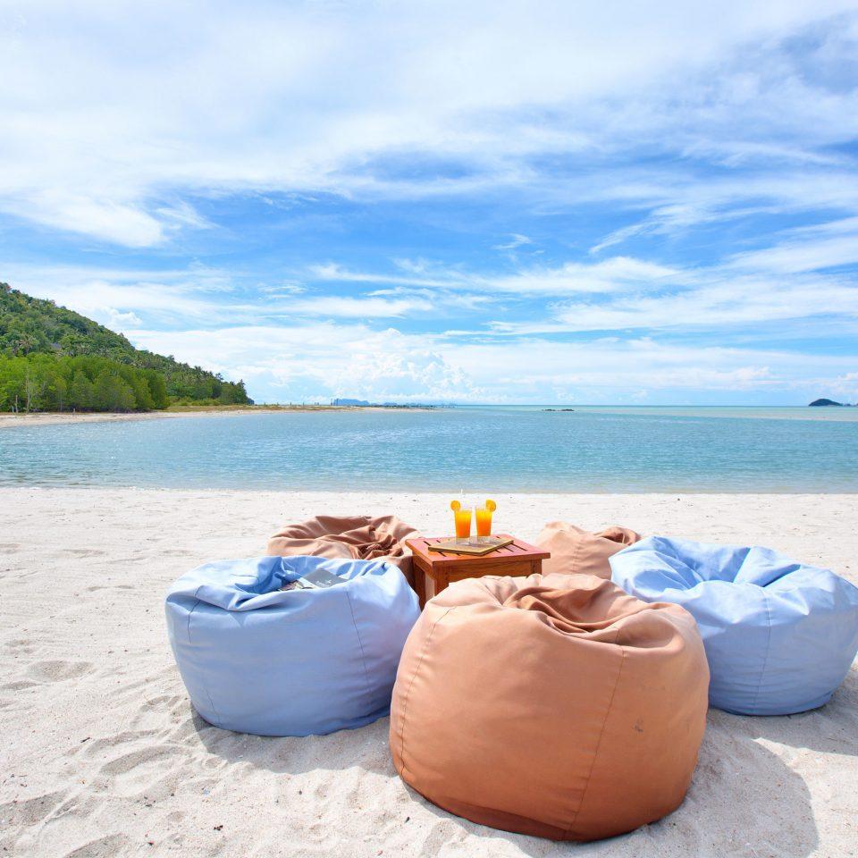 Beach Beachfront Honeymoon Jungle Outdoors Romance Romantic Tropical Waterfront sky water Nature leisure Sea shore swimming pool sand Coast