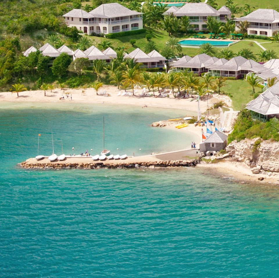 Beachfront Hotels Resort Scenic views Trip Ideas water Nature Sea caribbean swimming pool Beach islet Lagoon Coast Island cape cove Water park swimming shore