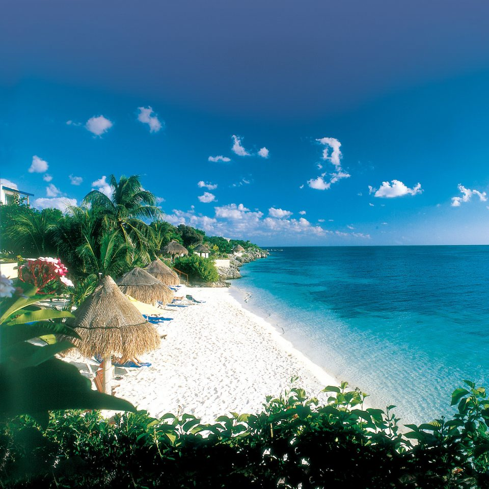 Beach Island: Zoetry Villa Rolandi Isla Mujeres Cancun
