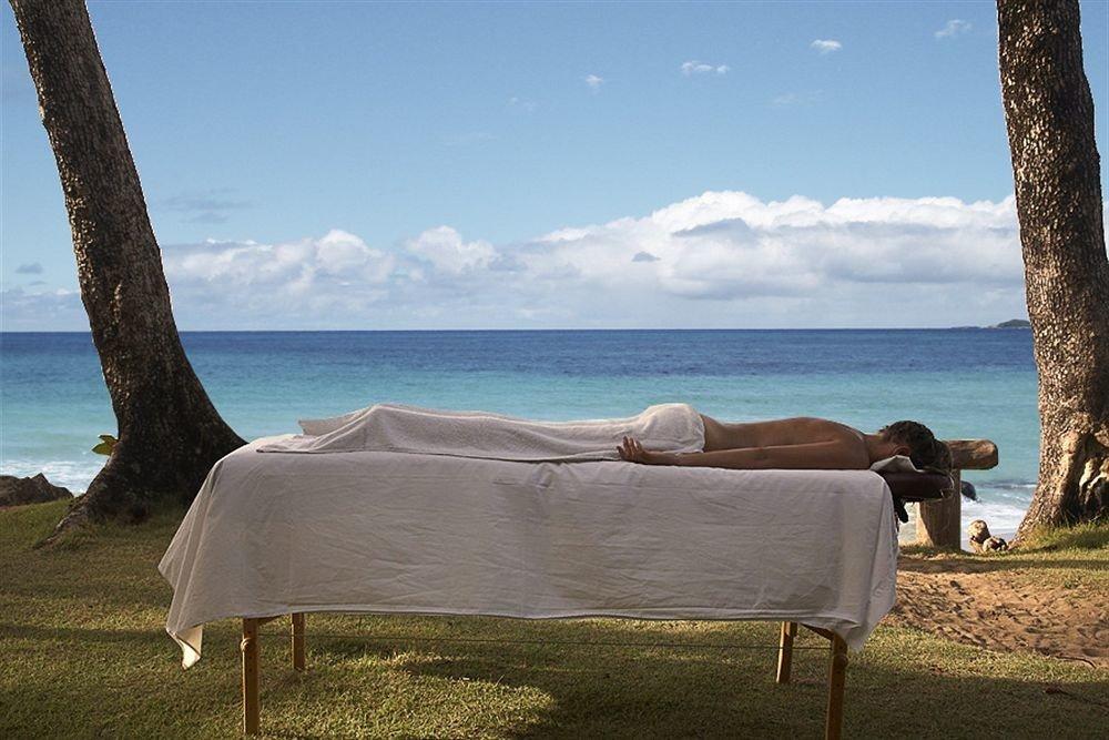 Beachfront Luxury Romantic Spa sky water Beach Sea shore Ocean Coast overlooking facing cape sand shade