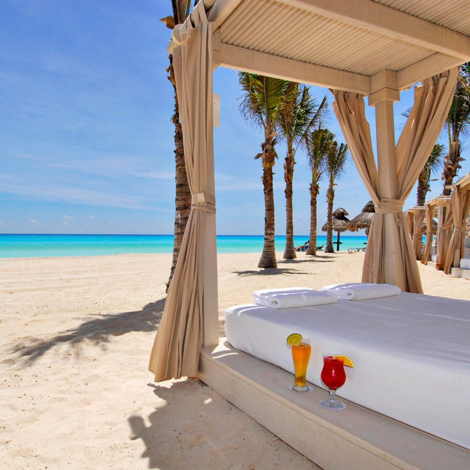 Beach Beachfront Drink Honeymoon Lounge Romantic sky leisure Resort caribbean Sea shore