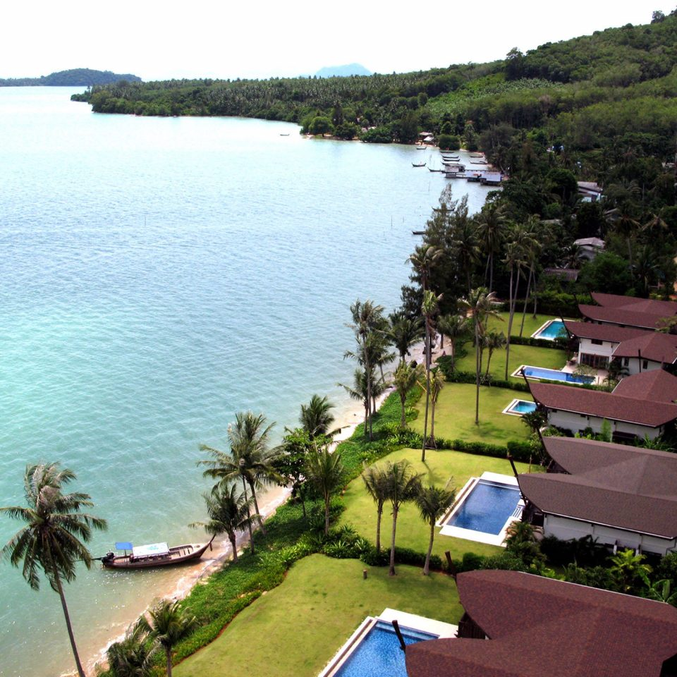 Beach Island: The Village Coconut Island (Phuket, Thailand)