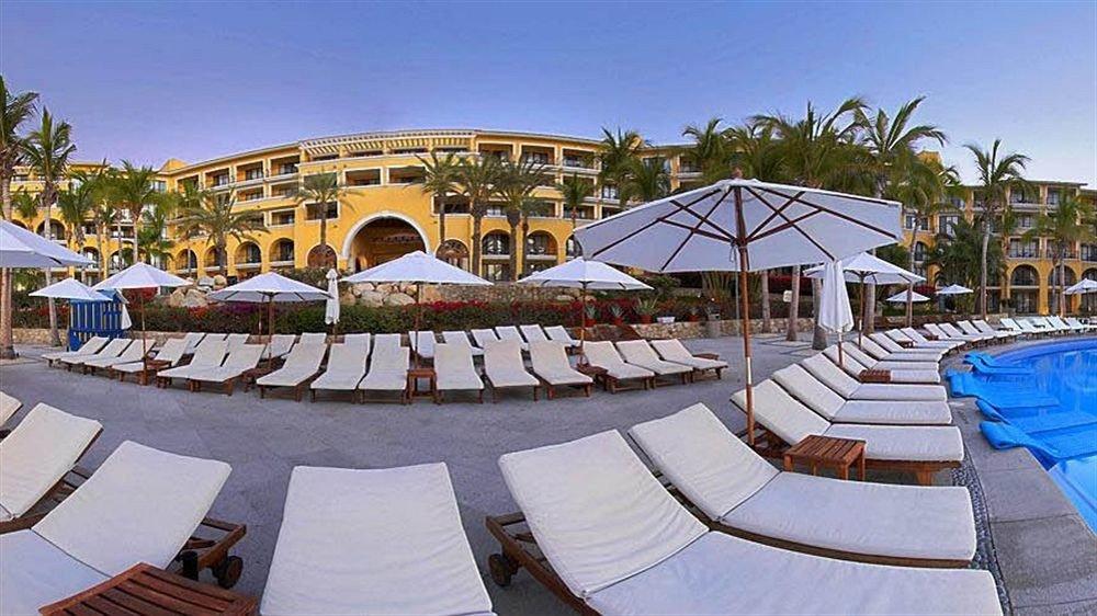 Beachfront Exterior Lounge Luxury Pool sky leisure Resort Water park amusement park marina Beach park plaza dock set lined