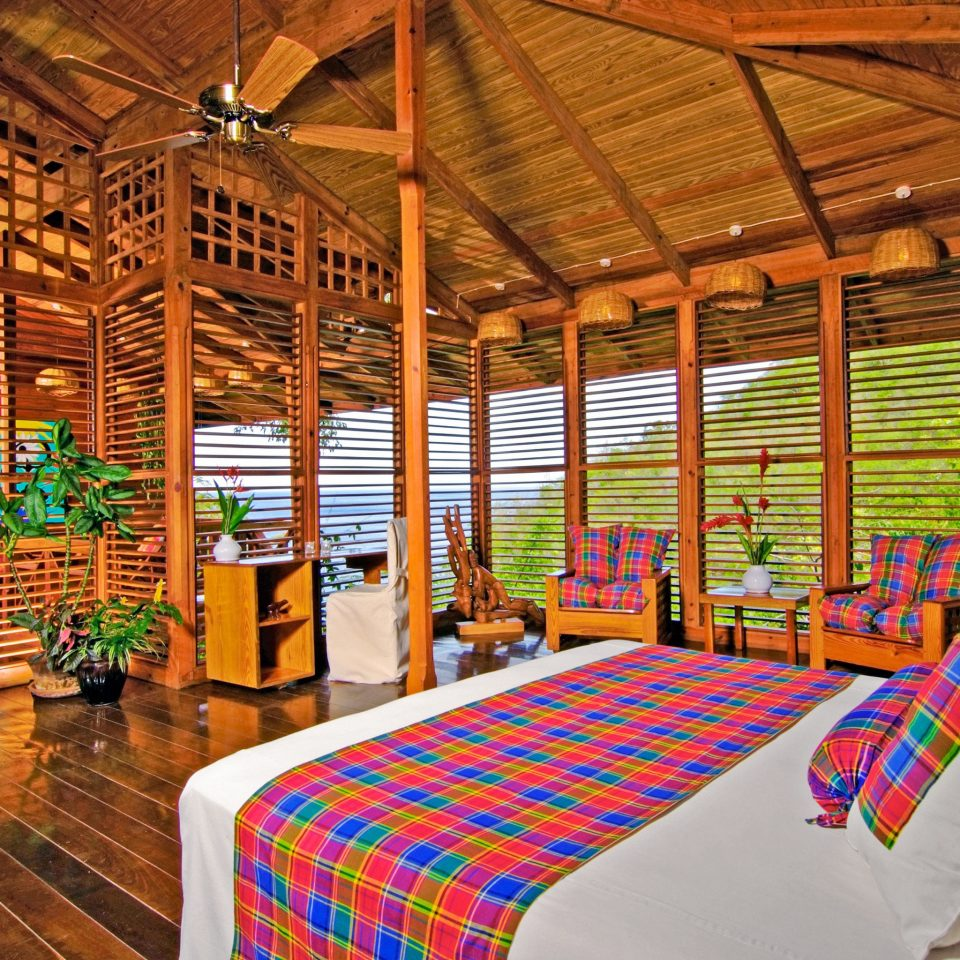 Rooms: Anse Chastanet Resort (St. Lucia, Caribbean)
