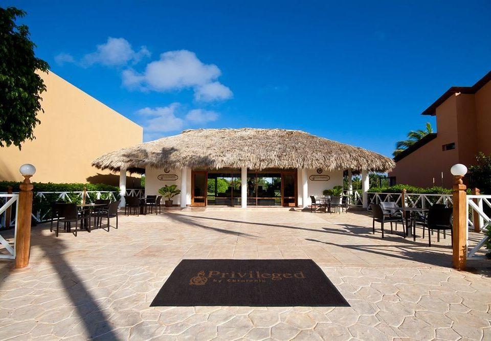 Beach Beachfront Lounge Luxury Ocean Romantic sky ground leisure property Resort home hacienda Villa sign