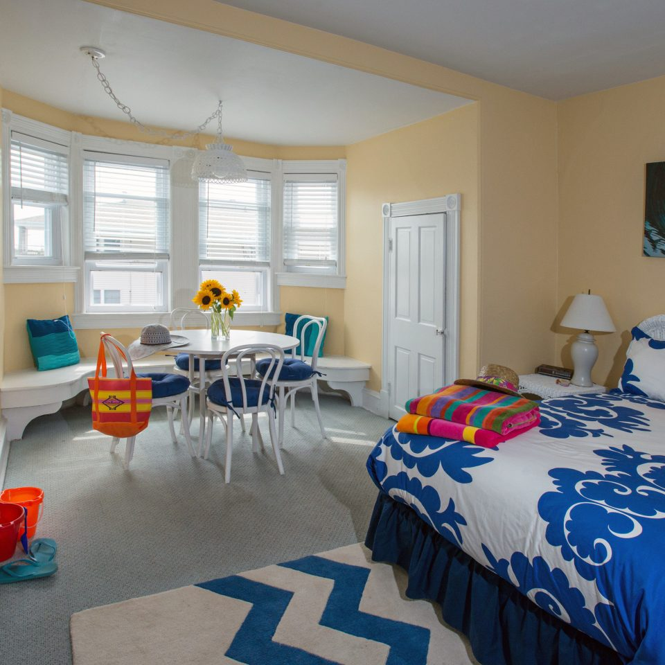 Beach Bedroom Boutique Budget Hip property cottage home living room