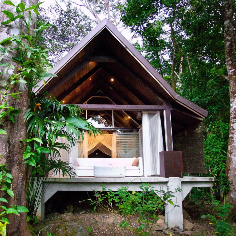 Beach Bedroom Exterior Hotels Resort Trip Ideas Villa tree house building hut log cabin cottage home shrine backyard outdoor structure chapel shack shed Jungle temple shinto shrine Garden place of worship stone