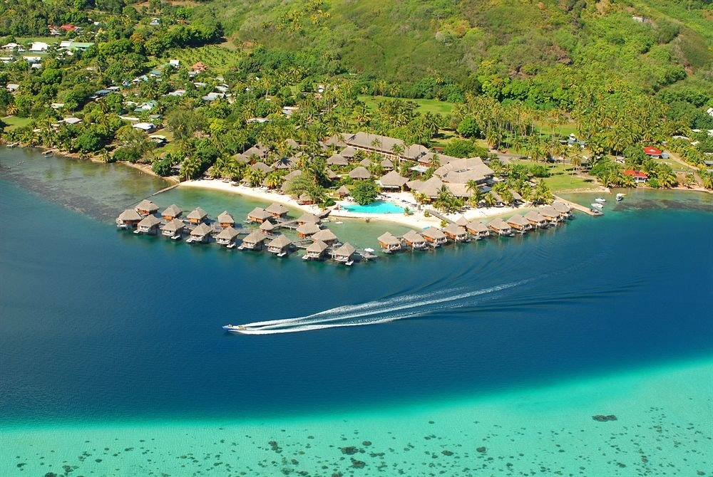water Nature Boat Sea Coast Ocean Lagoon aerial photography Island Beach islet reef surrounded