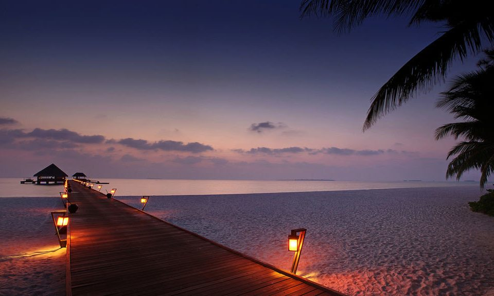 sky water Beach Sea Boat horizon Ocean Sunset sunrise shore Coast dusk dawn evening morning wave sunlight cape distance