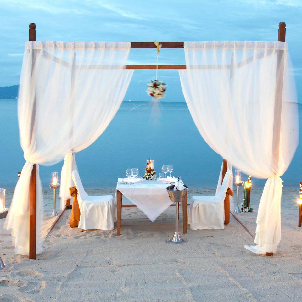 Boat Lounge Modern Ocean Romantic sky color water blue Beach Sea