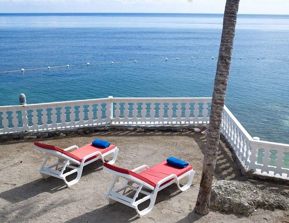 Beach Budget Sea water sky ground leisure walkway dock Coast vehicle shore seat Deck overlooking