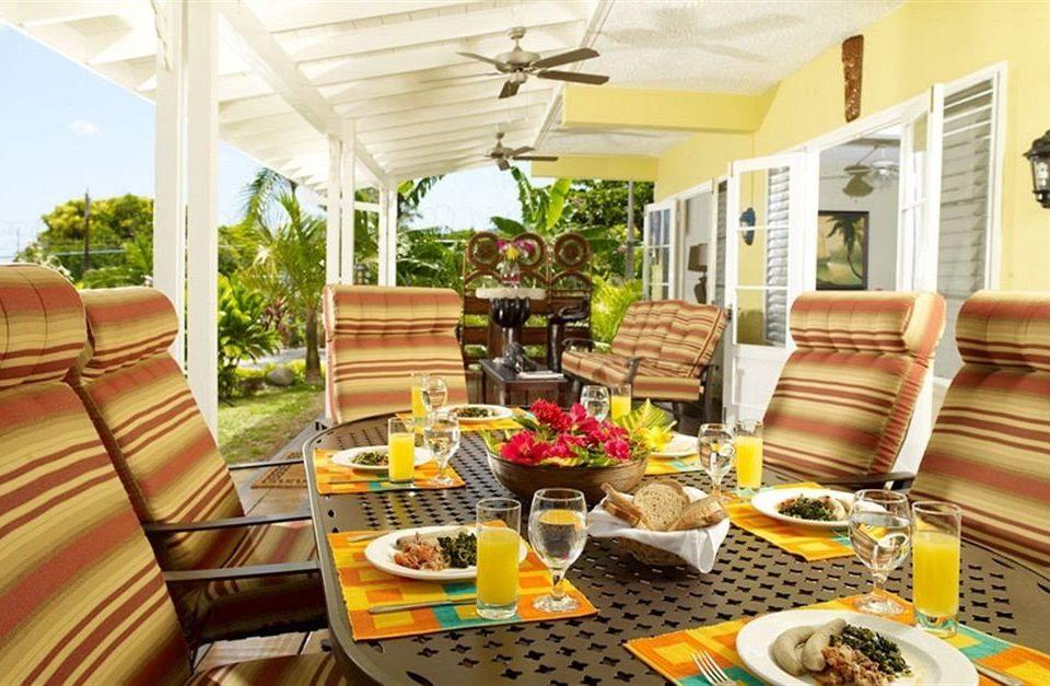 Beach Budget Deck Dining Sea property home Resort cottage condominium Villa living room