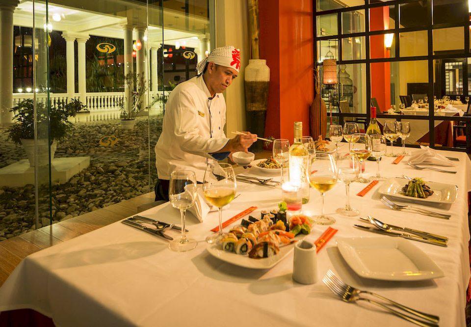 Beach Budget Dining Eat Family Resort Sea food restaurant brunch lunch sense dinner buffet supper